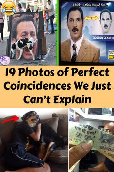 19 Photos of Perfect Coincidences We Just Can't Explain Glitch In The Matrix, Thanks A Latte, Something Big, Indian Designer Outfits, Beer Festival, Cool Pins, Coincidences, Wtf Funny