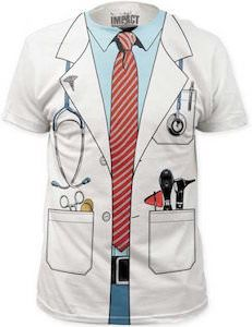 Doctor's Costume T-Shirt.