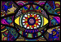 Hypnotica Art Print