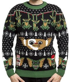 Gremlins Knit Sweater – Mondo