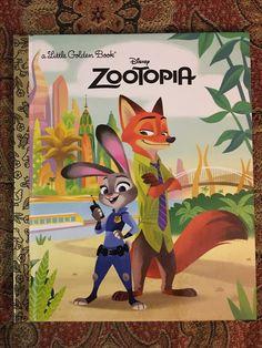 Disney Zootopia 2016