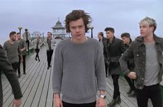 "Every important Moment from One Directions ""You and I"" music video. Buzzfeed. SO GOOD!! hahaha"