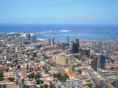 Luanda   São Paulo Da Assunção De Loanda