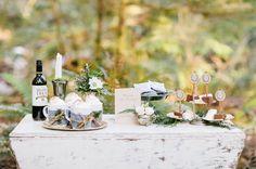 Timeless Winter Wedding Inspiration | Green Wedding Shoes Wedding Blog | Wedding Trends for Stylish + Creative Brides