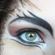 gorilla makeup - Google Search | yeti | Pinterest | Animal makeup ...
