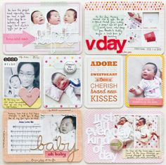 Jessy Christopher  #papercraft #scrapbooking #ProjectLife