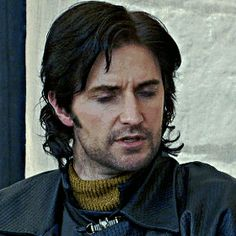 """Surely if my man wins, then the silver arrow will be mine"" Richard Armitage"