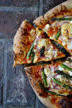 Bakeaholic Mama: Perfect Pizza at Home