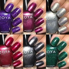 My Nail Polish Obsession: Zoya Urban Grunge