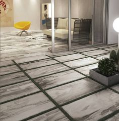 GIO Thick 1.0 #porcelain #pavers are whats in for outside design! 20mm porcelain pavers for direct installation over grass sand gravel and standard substrates. by giotile