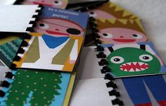 DIY flipbooks!