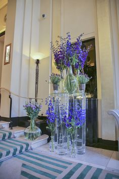 Florist Friday : Interview with Will Kerr of McQueens at Claridge's | Flowerona