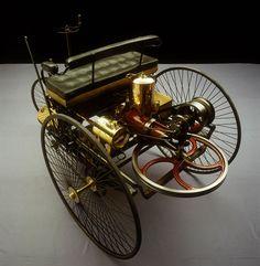 1896 Benz Patent Motor Car