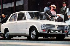 Triumph Toledo 1500tc- an earlier incarnation of the car that evolved (rebranded) into the Dolomite.