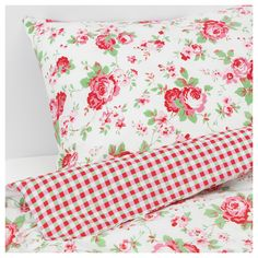 Visit IKEA online to browse our bedding range. We have everything from bedding sets to grey bedding & more. Shop online or in-store today. Teal Bedding, Floral Bedding, Bedding Shop, Linen Bedding, Bed Linens, Ikea Duvet, Ikea Bed, Bed Duvet Covers, Duvet Cover Sets