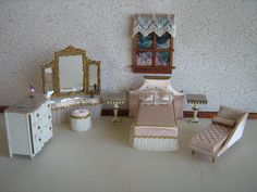 Vintage 1964 Ideal Petite Princess Dollhouse Fantasy by TheToyBox