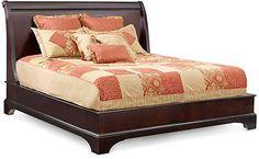 Whitney II King Platform Bed - Art Van Furniture