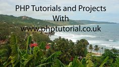 php tutorial active web pages part 5