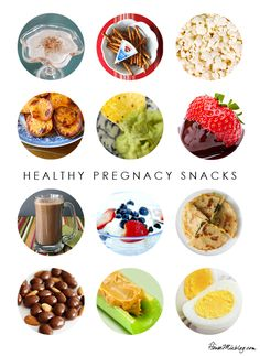 Healthy pregnancy snack ideas | House Mix