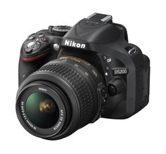 Nikon D5200!! My next camera!! So excited...