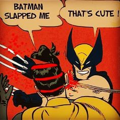 Haha yes! Go Marvel!
