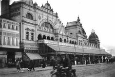 The Winter Gardens Morecambe Lancashire UK. Fabulous old theatre now abandoned and said to be haunted!