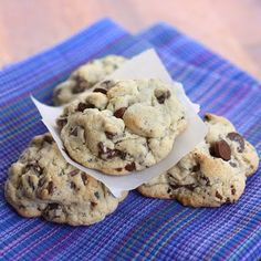 """Oreo Pudding Cookies """"These are some of the best things I've eaten in a while. And….I eat a lot of….things."""" -- the girl"""