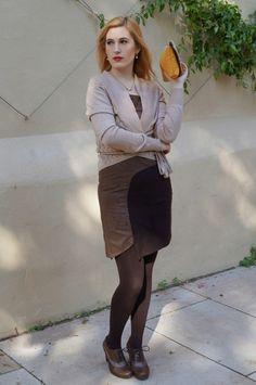 stellamaris.blogs.elle.es  Vestido: De la Rue