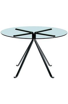 Cugino dining table designed by Enzo Mari for Driade | Available at LINEA Inc. Modern Furniture Los Angeles. (info@linea-inc.com) #modernfurniture #interiordesign