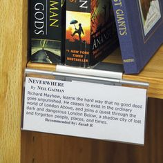 Shelfwiz™ Shelf Talkers