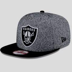 1935f67d9a4 Oakland Raiders New Era 9Fifty SPEC SNAP Adjustable OSFA SnapBack Cap Hat   30  NewEra