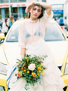 Eclectic Urban Love Affair in Athens – ellwed Wedding Planner, Destination Wedding, Two Piece Wedding Dress, Wedding Bouquets, Wedding Dresses, Urban Looks, Greece Wedding, Groom Wear, Love Affair