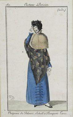 Costume Parisien, 1811