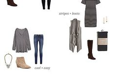 Mix + Match Wardrobe // my perfect packing experience