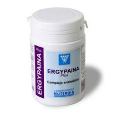 ergypaina plus de nutergia es rico en enzimas proteolíticas y antioxidantes procedentes de la papaya y de la piña. eficaz con celulitis