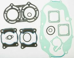 QUADBOSS Top End Gasket Kit Honda TRX 420 Rancher 08-10
