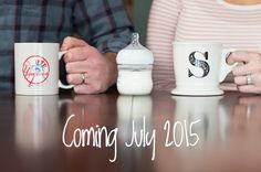 Making Pregnancy Announcements the Cool Way - We Are Moms
