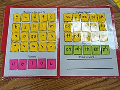 making words folder--- I have to make these!!!  Way cool! Now to just find the time to make them!