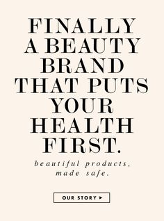 Finally a Beauty Brand that Puts Safety First. Our Story. Beautycounter is more than just beauty. It is a lifestyle, a mission, and a passion to make a change that will impact all generations for the better. Together we can effect change!
