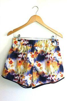 $59 Moody Floral Fashion Short, www.beyondthelove.com