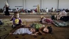 Harrowing first-hand accounts from Syrian child refugees who say they were subjected to atrocities are contained in a new report by the British charity Save the Children. Syrian Children, Save The Children, Syrian Refugees In Lebanon, Syria News, Refugee Crisis, Refugee Camps, Persecution, One In A Million, Oppression