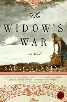 The Widows War. I always appreciate a good historical fiction. And this one provides a lot of thought provoking circumstances as a widow ponders how her life will play out after her husband's death.