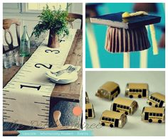 back to school party ideas   Back-To-School Nostalgic Party Inspiration