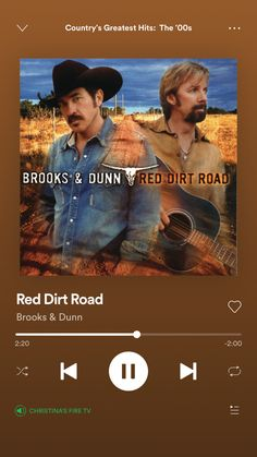Country Music Lyrics, Country Songs, Country Life, Country Playlist, Brooks & Dunn, Music Mood, Cool Countries, Greatest Hits, My Love