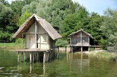 Pfahlbaumuseum Unteruhldingen am Bodensee