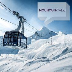 Skistart am Kitzsteinhorn. ©Kitzsteinhorn - Gletscherbahnen Kaprun AG #mountaintalk #photooftheday #potd