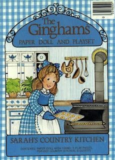 The Ginghams-Sarah's Country Kitchen
