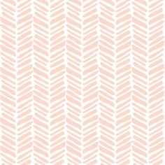 coral painted herringbone fabric by coramaedesign on Spoonflower - custom fabric Cute Wallpaper Backgrounds, Aesthetic Iphone Wallpaper, Cute Wallpapers, Aesthetic Wallpapers, Screen Wallpaper, Phone Backgrounds, Iphone Wallpapers, Coral Wallpaper, Cute Patterns Wallpaper