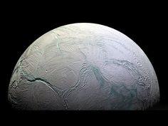 A rare glimpse at Saturn's dark moon Phoebe