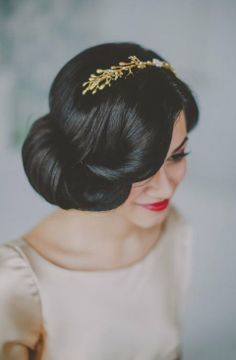 How I want my hair to look at my wedding!